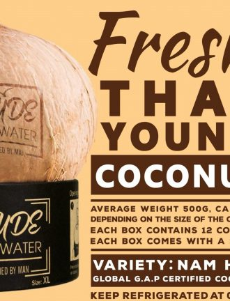 EASY OPEN YOUNG COCONUT