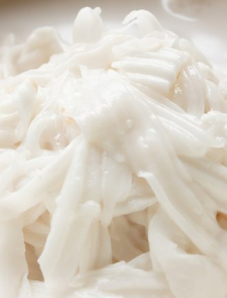 YOUNG COCONUT MEAT SLICED