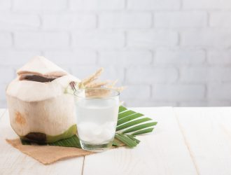 YOUNG COCONUT WATER