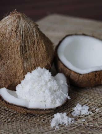 SHREDDED/CHUNK MATURE COCONUT