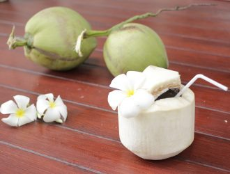 YOUNG COCONUT (DIAMOND SHAPED)